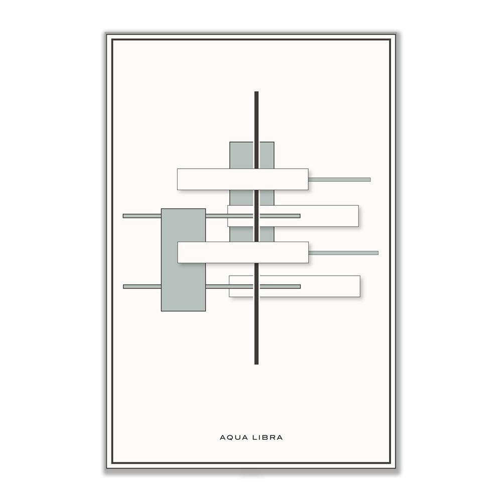 close in between is een abstract werk. In dit werk komen 4 verticale vlakken en 2 horizontale vlakken elkaar tegen. deze vlakken verspringen van diepte. Tussen dit vlakken spel lopen ook nog 4 verticale dunne lijnen. Er loop 1 langere zwarte dikke horizontale lijn in het middden.